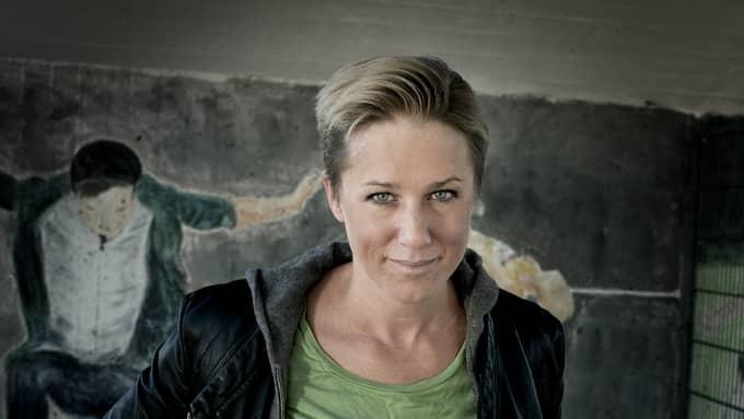Kajsa Bergqvist. Foto: ROBBAN ANDERSSON