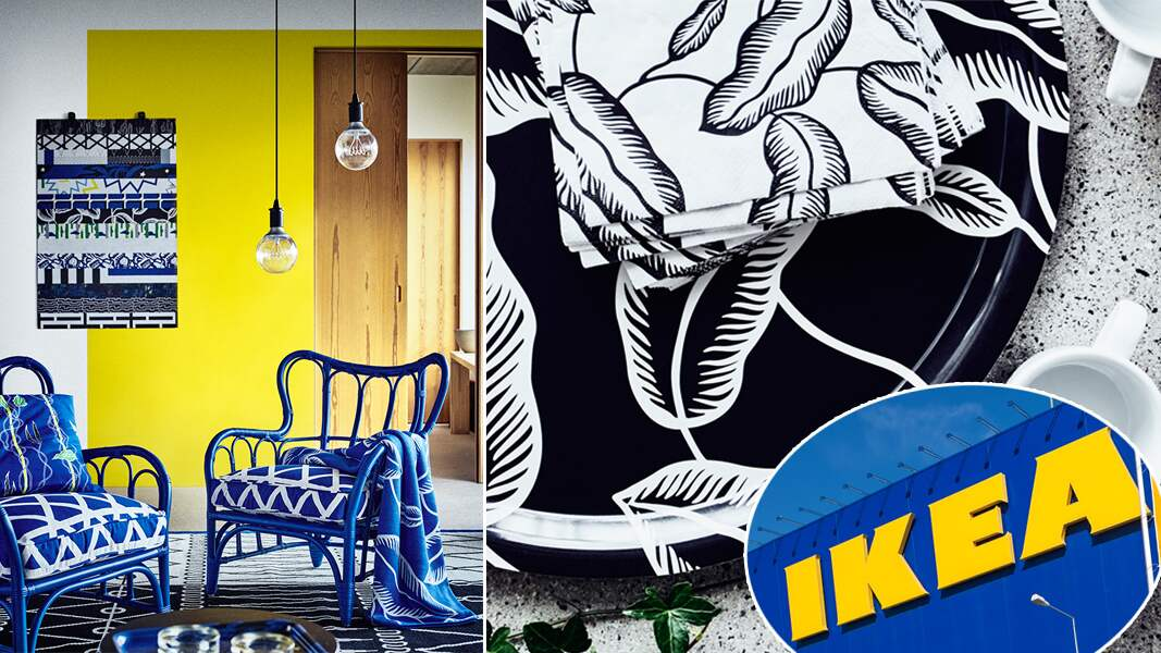 5 prylar från Ikeas kollektion med 10 gruppen | Leva & bo