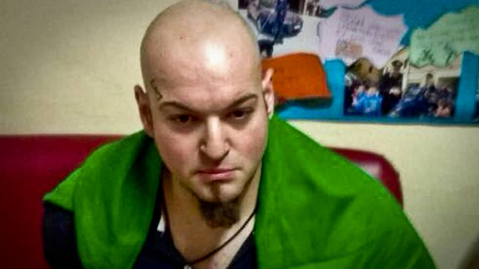 Luca Traini satte sig i bilen och började leta efter oskyldiga människor att skjuta. Foto: EPA/TT