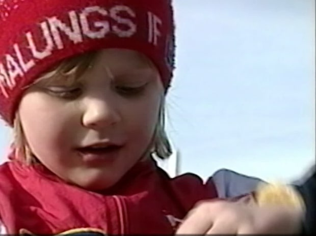 Så blev Stina Nilsson Sveriges nya skiddrottning