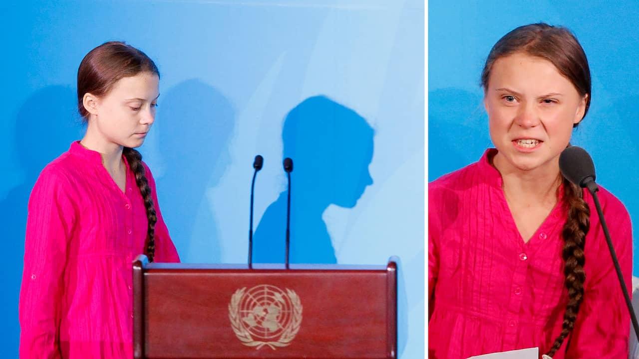 Läs hela Greta Thunbergs tal till världsledarna i FN