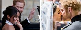 Prins Harrys kärleksfulla  hyllningstal till Meghan