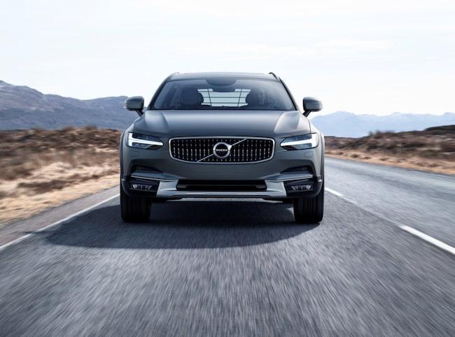 Volvo sålde bilar som aldrig förr under 2016.