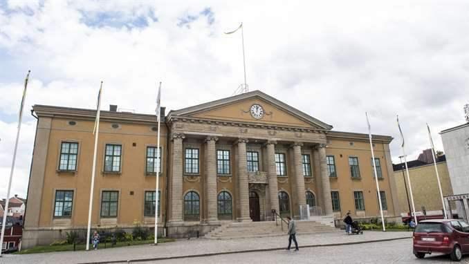 Tingsrätten i Blekinge dömde mannen till sex års fängelse. Foto: Polisen