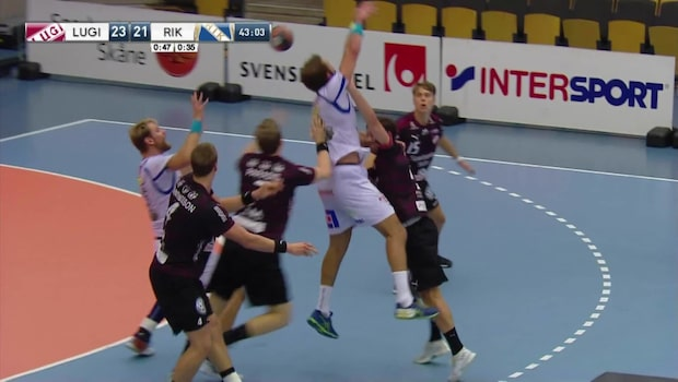 Highlights: Lugi-Redbergslid