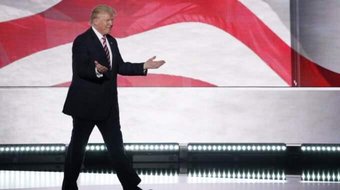 Donald Trump fortsätter att väcka både internationell förvåning och oro. Foto: Shawn Thew / Epa / Tt / EPA TT NYHETSBYRÅN