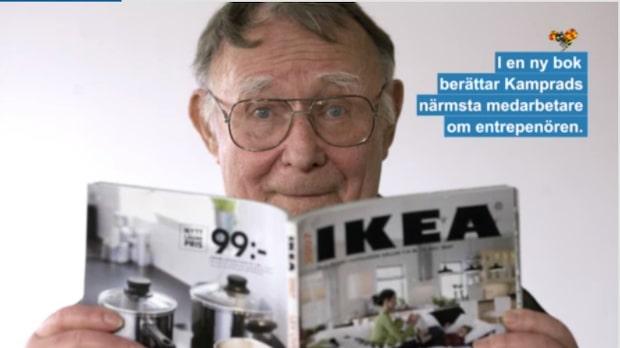 Vännen om Kamprads sorg efter sitt sista mötet på Ikea