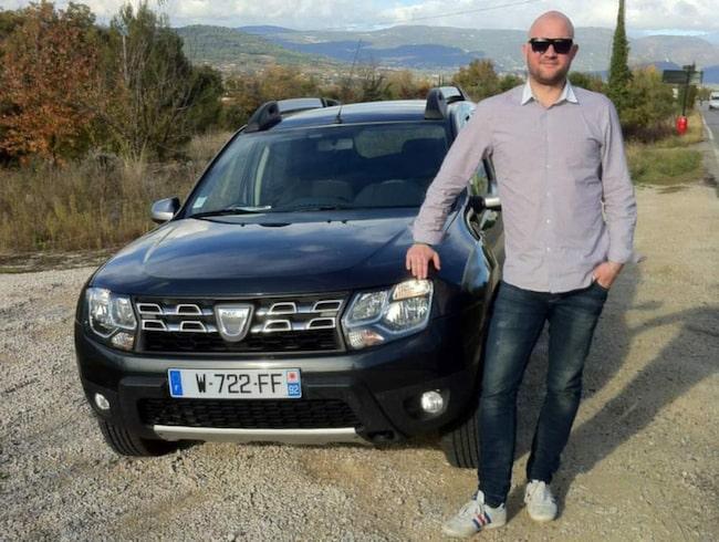 BÄTTRE SÄKERHET. Dacia Duster fick uselt säkerhetsbetyg när den lanserades 2010. Nu åtgärdar man några svaga punkter.