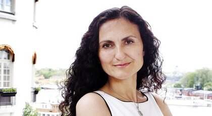 Företagsledaren och trebarnsmamman Gunilla von Platen efterlyser fler mammamiljardärer. Foto: Cornelia Nordström