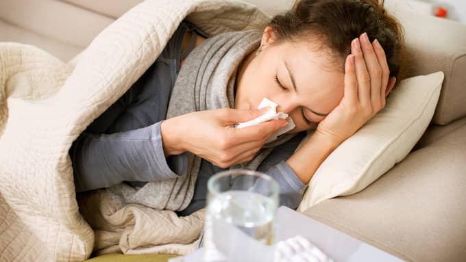 Egenvård, vila och en receptfri värktablett räcker ofta långt.