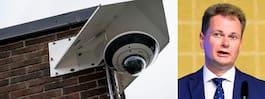 Förslaget: Polisen ska få  kameraövervaka utan tillstånd