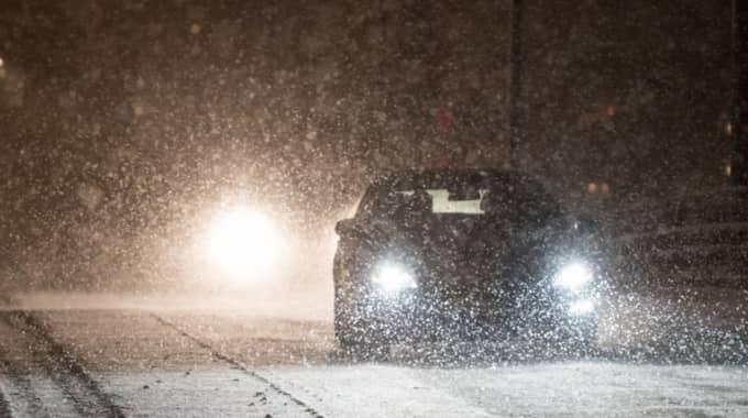 Det finns en stor risk för trafikkaos i Fjällen, både Foto: Pelle T Nilsson