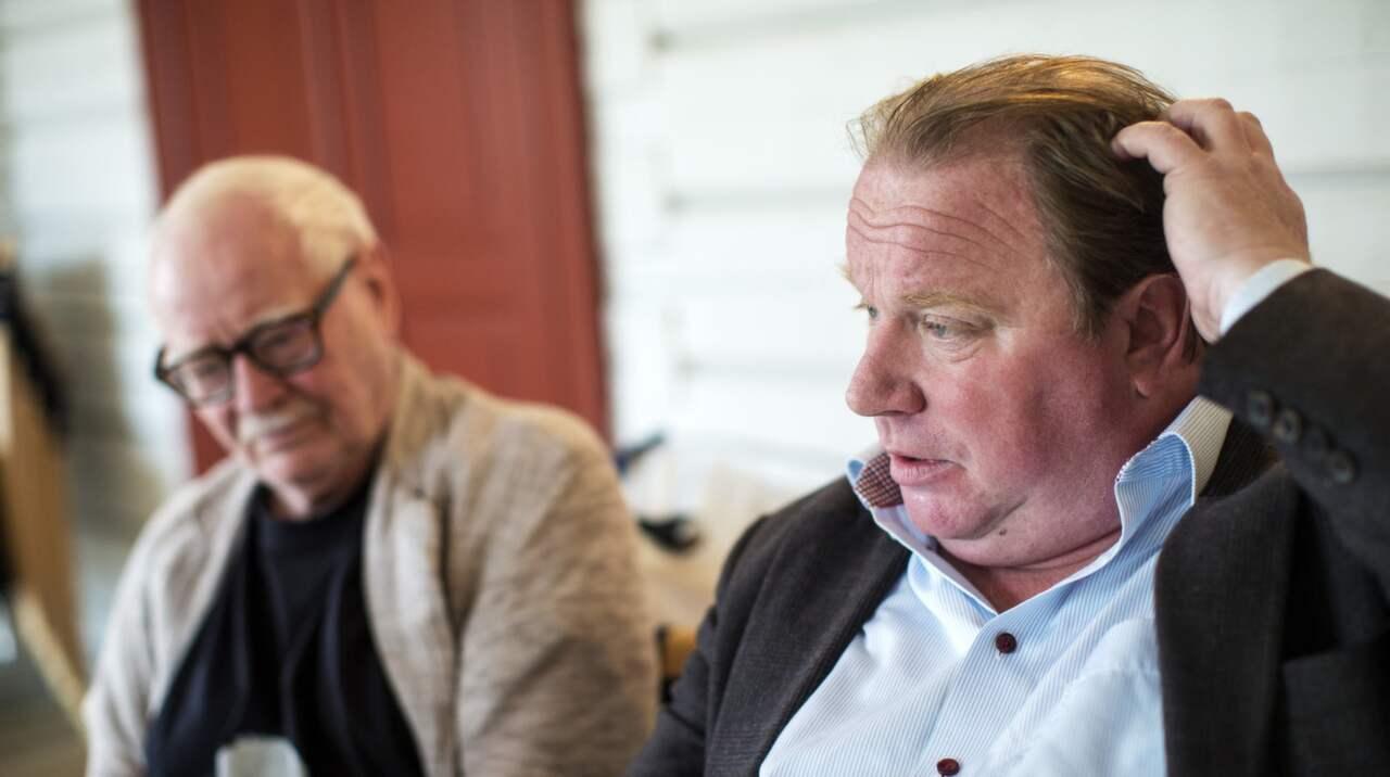 Jan Malmsjö: Jan Malmsjö Berättar Efter Blodiga Olyckan