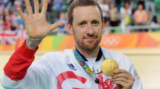 Femfaldige OS-guldmedaljören Bradley Wiggins lägger av. Foto: Imago Sportfotodienst / IMAGO/COLORSPORT/IBL IMAGO SPORTFOTODIENST GMBH
