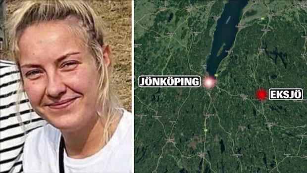 Nathalie, 21, försvunnen – systern om oron