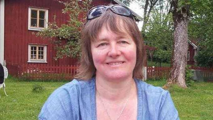 Katharina Liebring, namnforskare vid Institutet för språk och folkminnen. Foto: Christina Liebring
