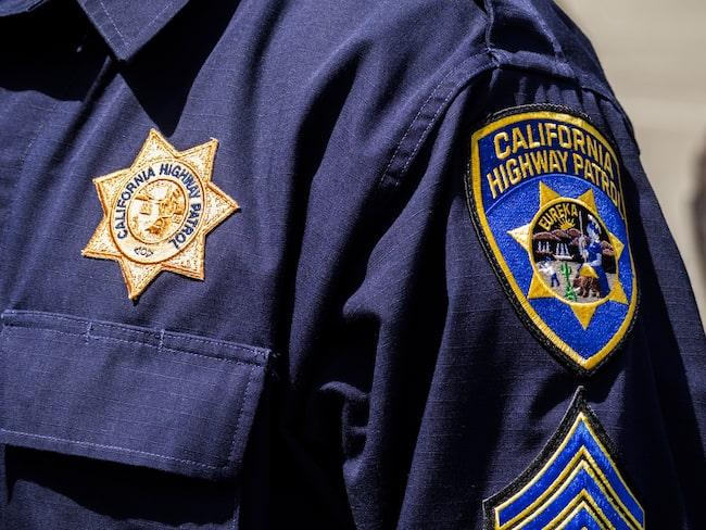 Händelsen har fått polisen i Kalifornien att börja ta fram riktlinjer för hur de ska hantera självkörande bilar.