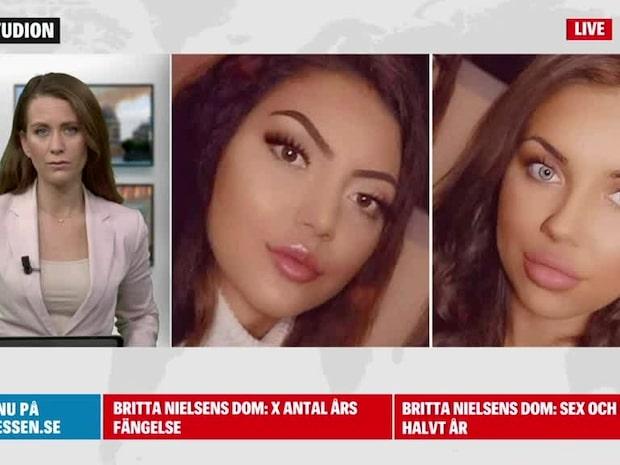 Systrarna Elma, 20, och Irma, 21, dog i kraschen
