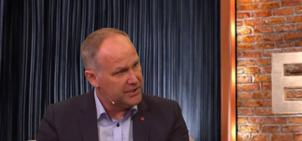 Jonas Sjöstedt om Vänsterpartiets historia