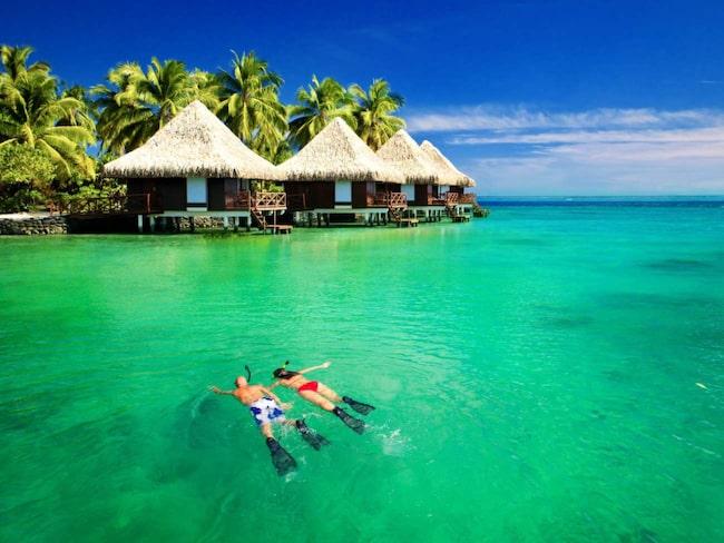 <span>Njut av Maldiverna – innan de försvinner.</span>