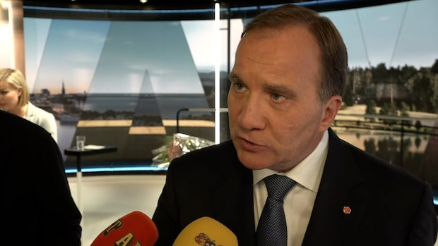 """Stefan Löfven: """"Blockpolitiken inte bra för Sverige"""""""