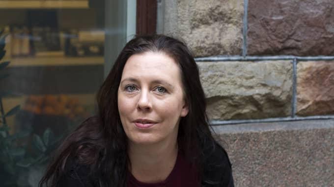 Martina Montelius är medarbetare på Expressens kultursida. Foto: FOAD BAGHLANIAN / ATLAS