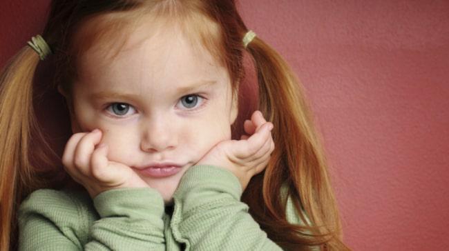 <span>Uppkäftiga barn är inte bara av ondo.</span>