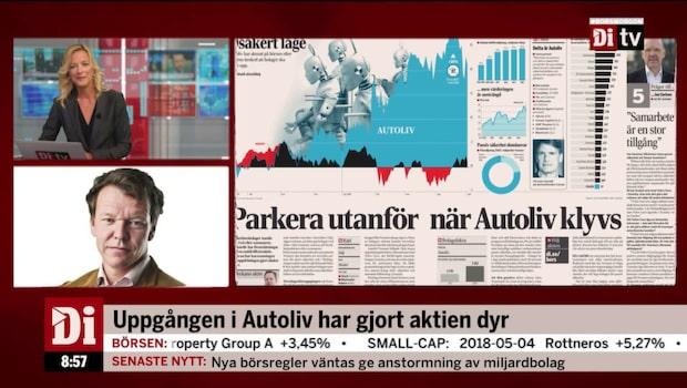 Veckans aktie: Sälj Autoliv innan uppdelningen