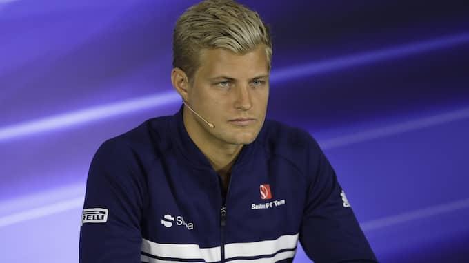 Marcus Ericsson slutade på 13:e plats. Foto: ANDRE PENNER / AP TT NYHETSBYRÅN