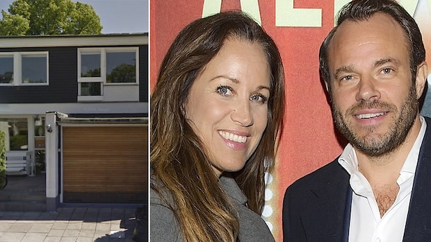 Renée och David har sålt lyxhuset