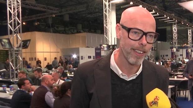 """Anders Nunstedt: """"Inte så himla bra den här gången heller"""""""