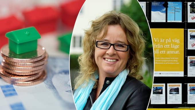 – Jag skulle vilja att man väntade lite med de skärpta kraven, säger Claudia Wörmann, boendeekonom på statliga SBAB.