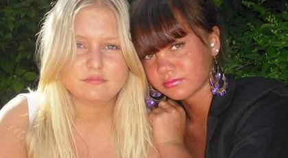 flickvän utan vänner Karlshamn