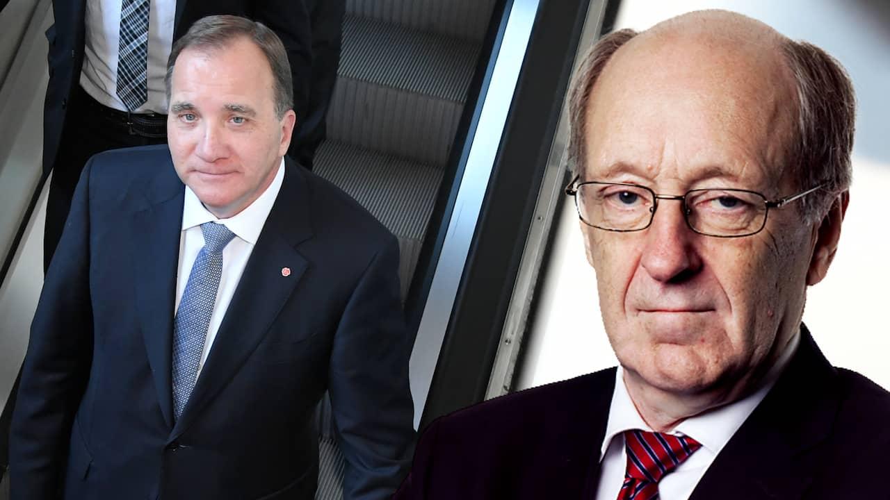 K-G BERGSTRÖM: En svart måndag för Stefan Löfven
