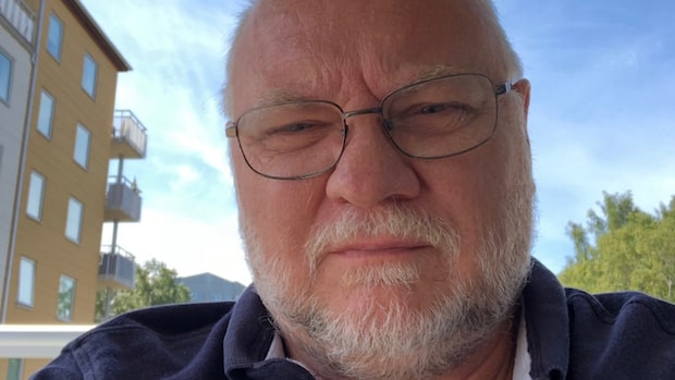 Magnus Olausson, 59, om misären hos pappan i Kungsbacka