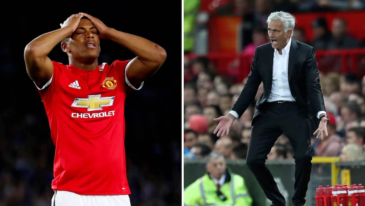 Mourinho ifragasatter pogba spelar inte bra