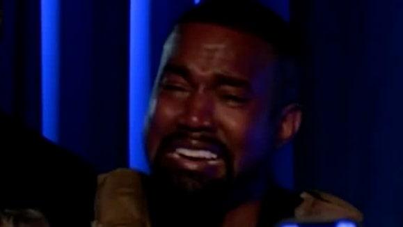 """Kanye West brister ut i gråt: """"Jag dödade nästan min dotter"""""""