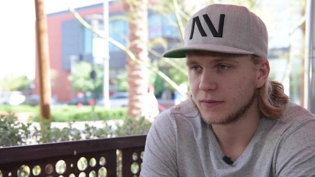 """Karlsson om succésäsongen: """"Inte rädd för att göra misstag"""""""