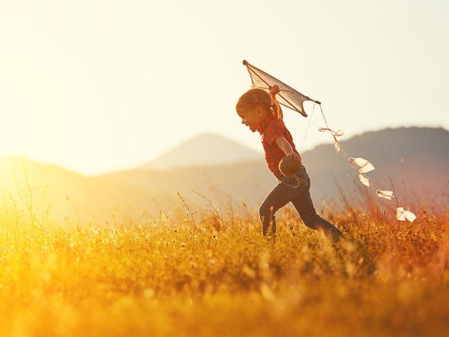 Att växa upp nära naturen minskar risken för psykisk ohälsa.