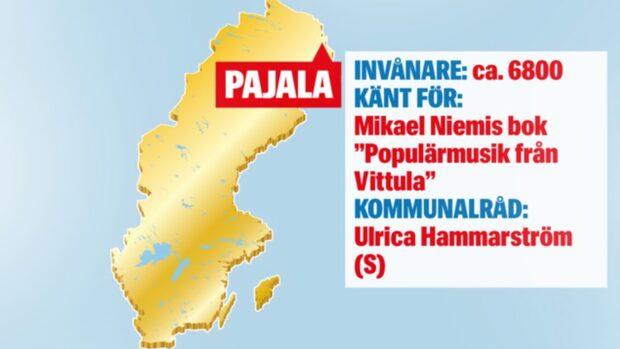 Kommunkollen: I dag med fokus på Pajala