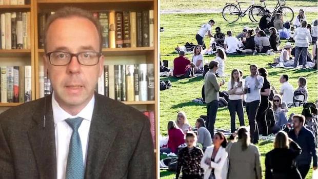 Mats Larsson: Sverige stängs ute från omvärlden