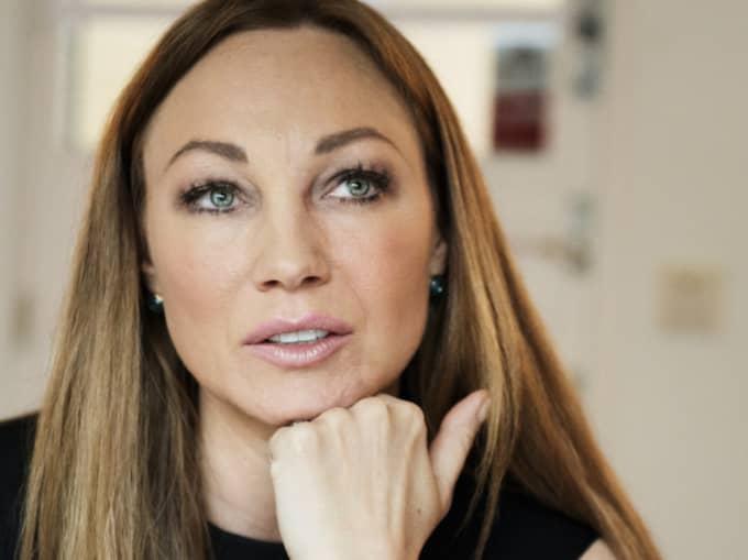 Charlotte Perrelli får sparken som programledare för Melodifestivalen. Foto: Anna-Karin Nilsson