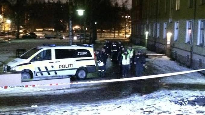 Den svenska medborgaren misstänks ha skjutit ned en man i Oslo tidigare i veckan. Foto: Jesper Nordahl Finsveen/Dagbladet