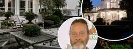 Så ska Björn Ranelid hjälpa till att sälja huset i Kalmar