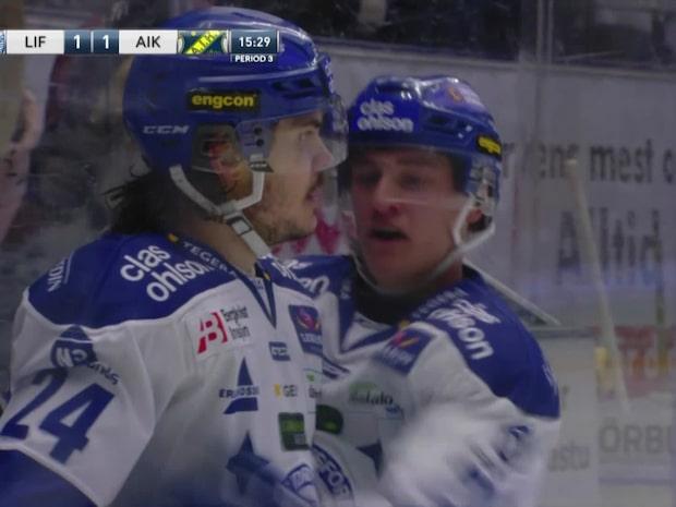 Höjdpunkter: Leksand-AIK