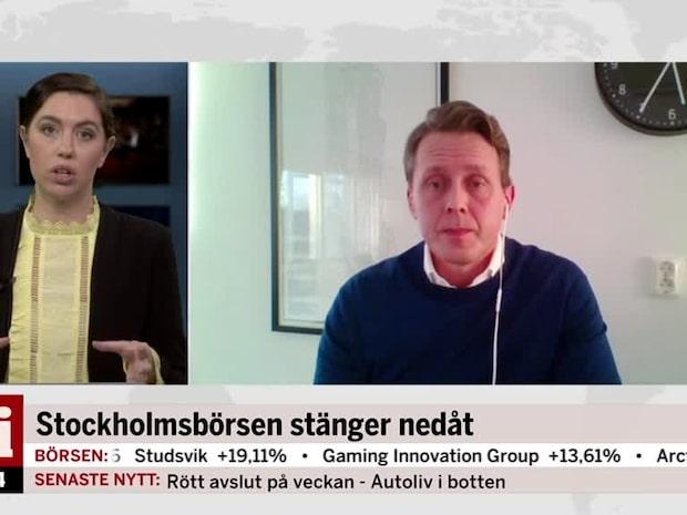 """Extra: Rött avslut på veckan """"Uppenbar risk hitta nya lägre lägstanivåer"""""""