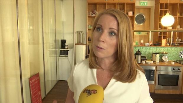 """Annie Lööf: """"Regelkrånglet är en av de tyngsta bördorna för företagare"""""""