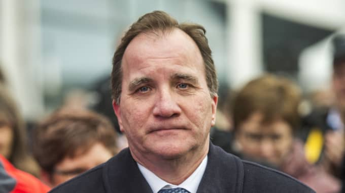 Stefan Löfven. Foto: Suvad Mrkonjic
