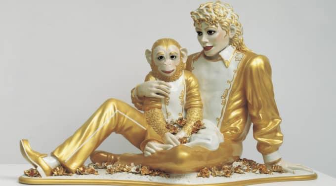 Modernism. Här i form av skulpturer av Jeff Koons. Foto: Reuters.