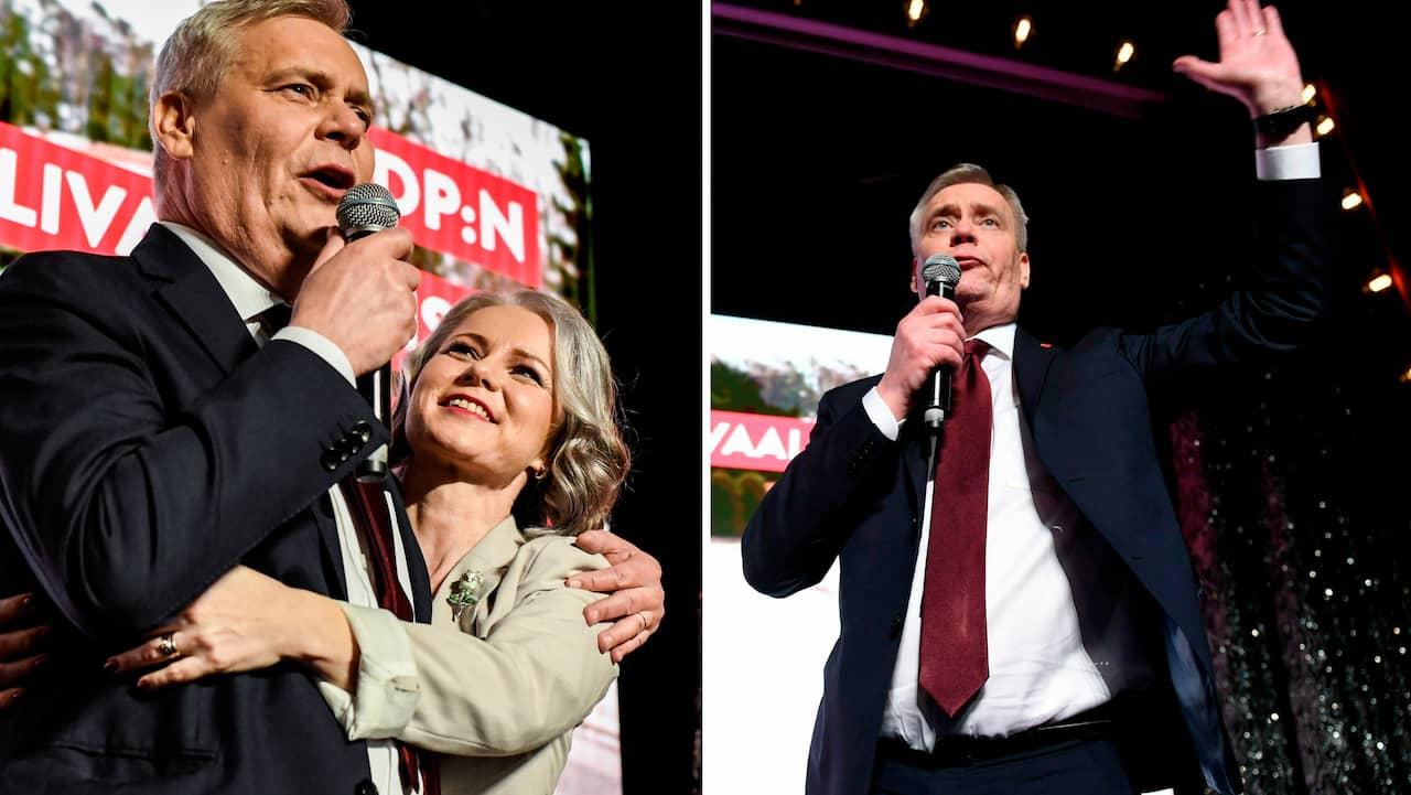 Vilka Vinner Valet 2019